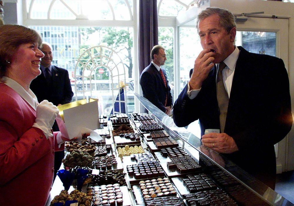 چهرههای سرشناس جهان که عاشق شیرینی هستند