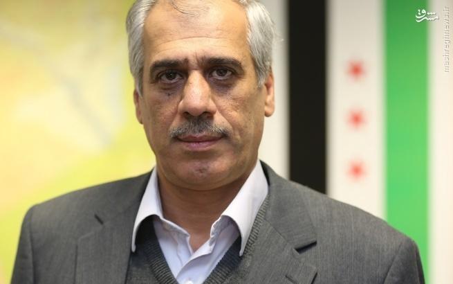 رییس جدید معارضان سوری انتخاب شد