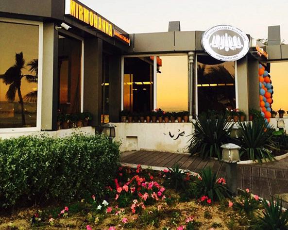 لیست 14 رستوران برتر کیش بهمراه آدرس و شماره تماس