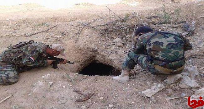 درگیری بی سابقه و خونبار در بزرگترین پایگاه تروریست ها در ریف دمشق؛ حداقل 700 تروریست «جیش الاسلام» به اسارت «فیلق الرحمن» درآمدند