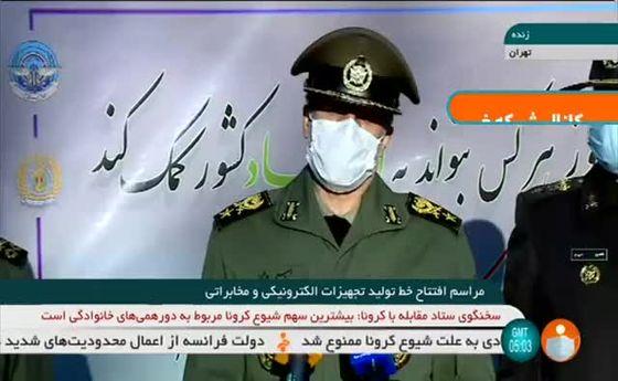 امیر حاتمی: نیروهای مسلح از این پس ارتباط باکیفیتتر و امنتر خواهند داشت