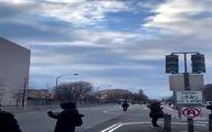فیلم: سختگیری شدید پلیس آمریکا