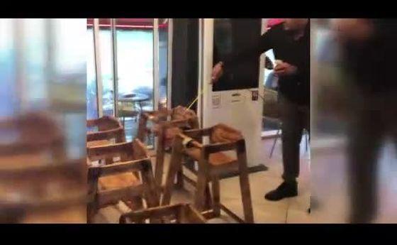 فیلم: آموزش مبارزه با کرونا به سبک احمدرضا عابدزاده!