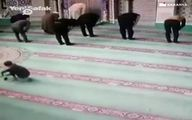 ویدیو پر بازدید پدر و پسر بازیگوش ترکیهای