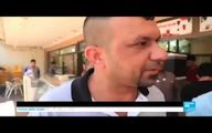 فیلم: سلفی گرفتن ابوعزرائیل با هوادارانش